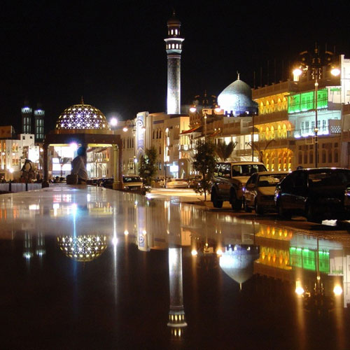 مالیات ریال عمان